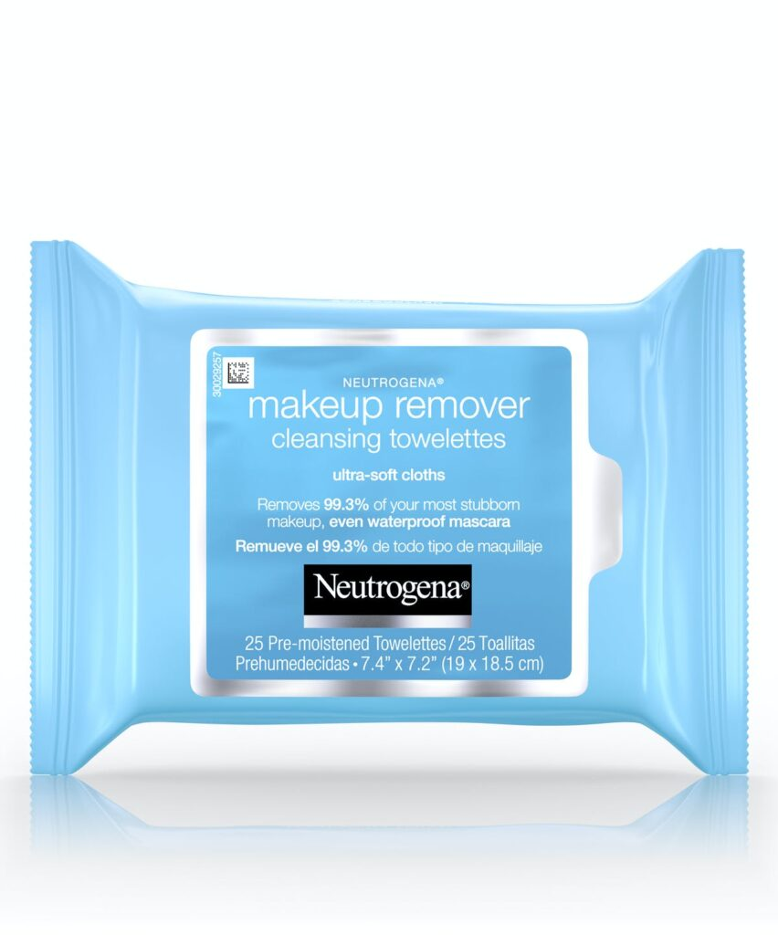 Cosmetics Remover Cleansing Towelettes