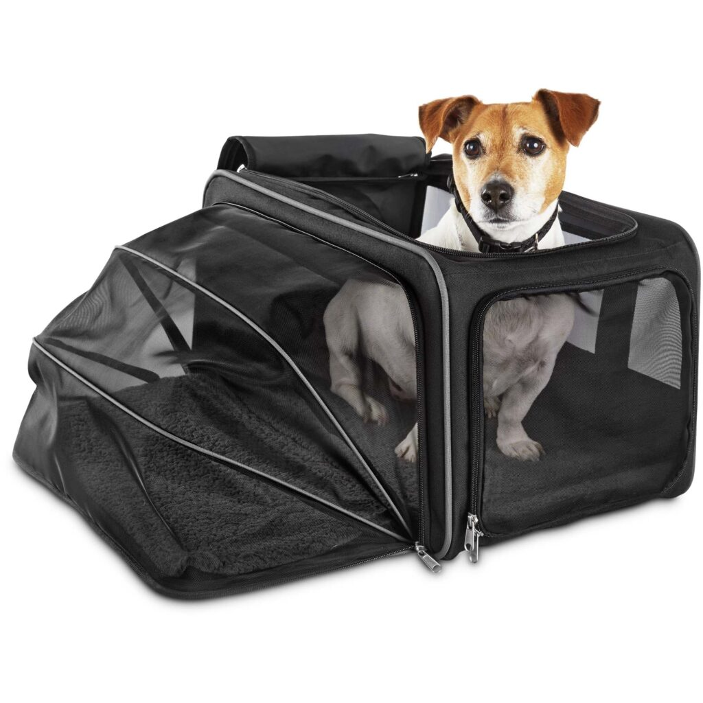 Arrange a Pet Carrier-