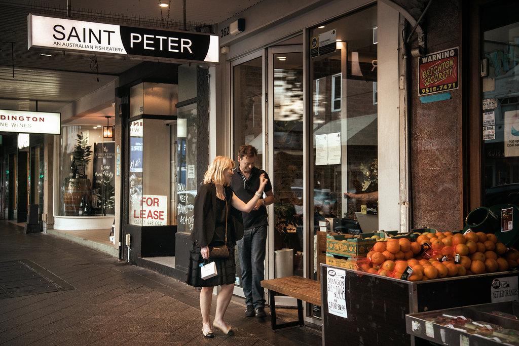 Saint Peter, Sydney