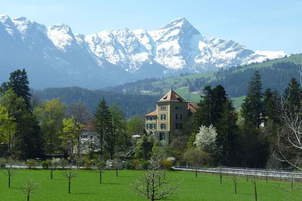 Schloss Schauenstein, Switzerland