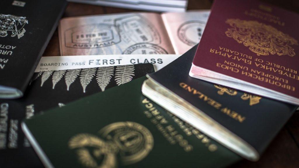 Visas and Passport