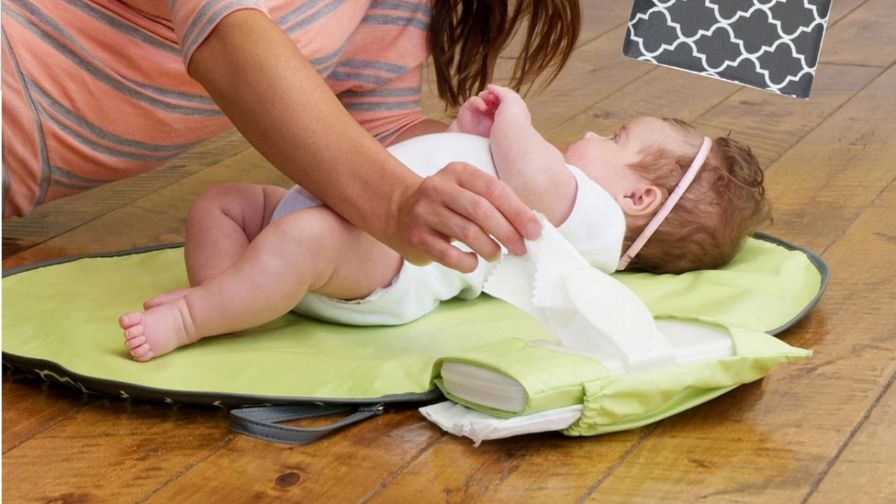 Movable Changing Pad
